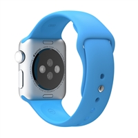 New Generation Apple Watch 42/44mm Sports Band Blue