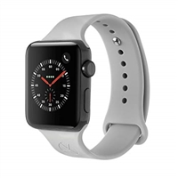 New Generation Apple Watch 38/40mm Sports Band Grey