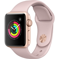 New Generation Apple Watch 38/40mm Sports Band Pink