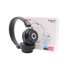 NIA X6 Wireless Stereo Bluetooth Headphone Black