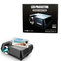 Playback S8+ Home Theater LED Projector