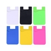 AA-0210 Phone Card Holder 3M Adhesive Pouch (Mix Color Of 5)