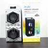 Profit P-108 Wireless Bluetooth Speaker 10W Silver