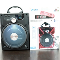 Profit P-88 Wireless Bluetooth Speaker 6W Black