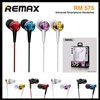 Remax RM-575 Pro Earphone Gold