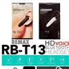 Remax RB-T13 Bluetooth Headset White