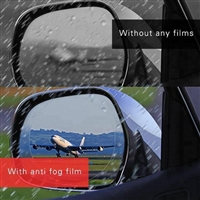 Side Mirror Anti Fog Film