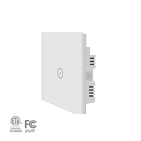 Smart Wifi Single Light Switch SM-SW103-1