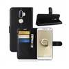 Sony Xperia L3 Wallet Case Black