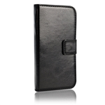 Xperia X Compact Wallet Case Black