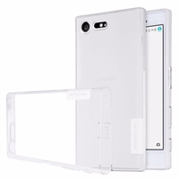 Xperia X Compact Transparent Shockproof Gel Case