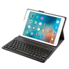 Universal 1030D Backlit Magnetic Bluetooth Keyboard Case For iPad 9.7'' (2018/17/Air) Black