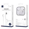 WIWU 2 in 1 Earbuds EB01 Bluetooth Lightning Earphones With Charging Function
