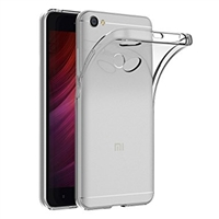 Xiaomi Redmi Note 4x Transparent Gel Case