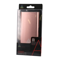 Aokus AKS-A03 PowerBank 8000mAh 2 USB output Rose Gold