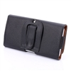 Horizontal Belt Case Black 4.7-5.1""