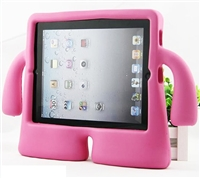 iPad 2/3/4 iGuy Two Hand Hold For Kids Rose