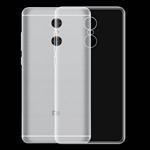 Redmi Note 4x Transparent Shockproof Gel Case