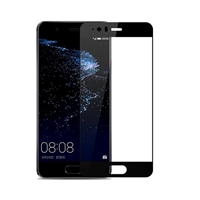 Huawei P10 Plus 3D Tempered Glass Black