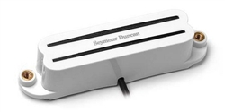 Seymour Duncan SHR-1b Hot rails for Strat (white , bridge)