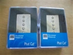 SMOKEY B'S SEYMOUR DUNCAN PHAT CAT SET WITH NICKEL COVERS