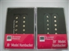 SMOKEY B'S SEYMOUR DUNCAN HUMBUCKER PICKUP SET SH-4 JB SH-1 59 BLACK