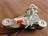 Upgrade Wiring Harness for Fender Stratocaster CTS No Load Pots CRL Orange Drop