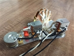 UP TO 14 Tones! Ultimate Fender Stratocaster Wiring Harness Upgrade for SSS CTS