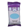 Sky Blue Sanding Sugar - 16 Ounce Bag