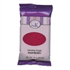 Raspberry Sanding Sugar - 16 Ounce Bag holiday christmas valentines