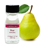 Natural Pear Flavor fruit