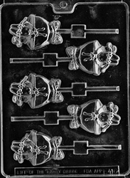 Ballet Bunny Lolly Mold