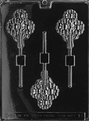 Bunch of Daisies Lolly Mold
