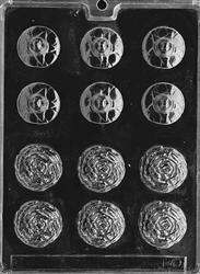 Carnation Lolly Mold