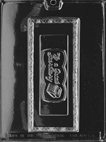 Secretary Card Mold