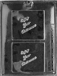 Retirement Card Mold