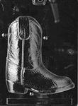 3D Cowboy Boot Mold - Piece 1