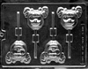 Little Girl Lolly Chocolate Mold