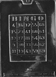 Bingo Card Mold