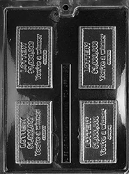 Lottery Ticket Mold