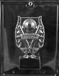 Baseball Trophy Specialty Mold