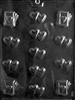 Double Heart Assortment Mold