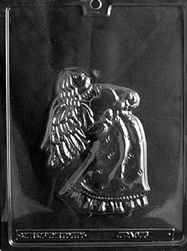 Victorian Angel Chocolate Mold