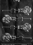 Cherub Lolly Chocolate Mold