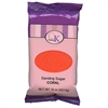 Coral Sanding Sugar - 16 Ounce Bag