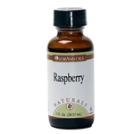 Natural Raspberry Flavor - 1 Ounce