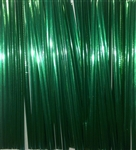 "4"" Green Metallic Twist Ties - 50 Pack"