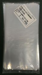 "4"" x 8"" One Mil Poly Bags"