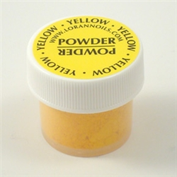 Yellow Powder Food Color