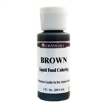 Brown Liquid Food Coloring